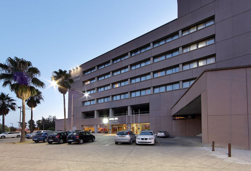 HOTEL EXE ISLA CARTUJA - OFERTA CON DORSALES