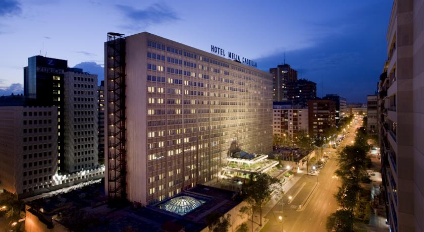 HOTEL MELIÁ CASTILLA 4*