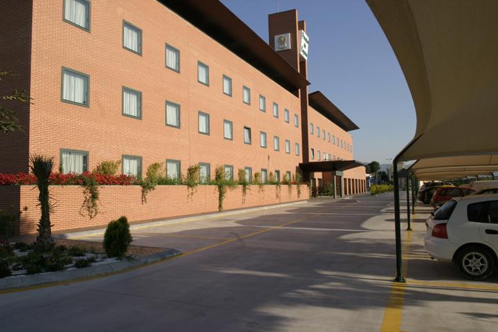 HOTEL POSADAS DE ESPAÑA MALAGA