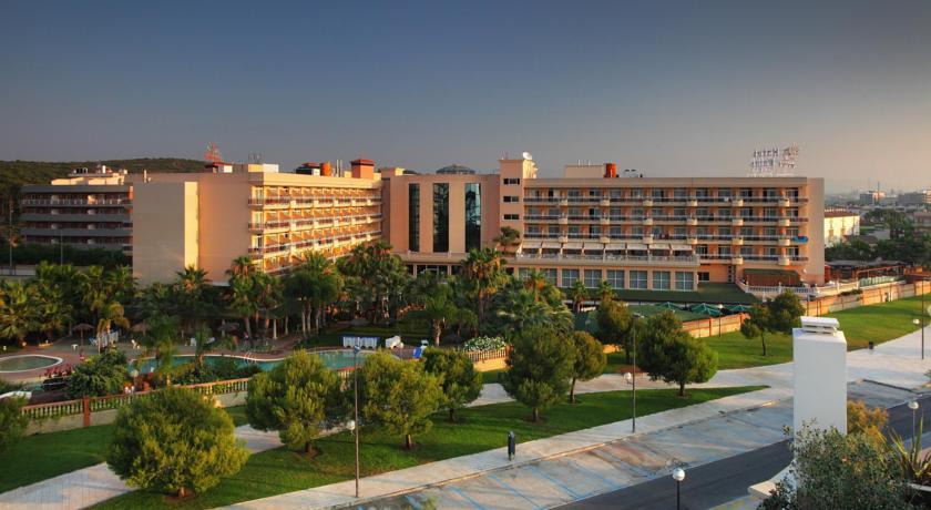HOTEL LA PINEDA PALAS