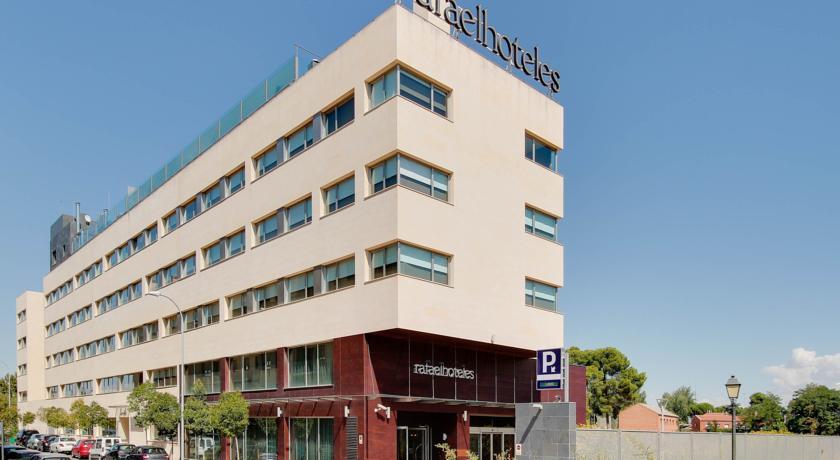 HOTEL RAFAEL FORUM ALCALA - HOTEL OFICIAL CONGRESO