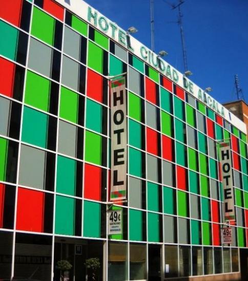 HOTEL CIUDAD DE ALCALA