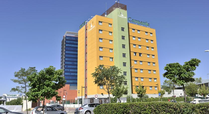 HOTEL CAMPANILE ALCALA DE HENARES