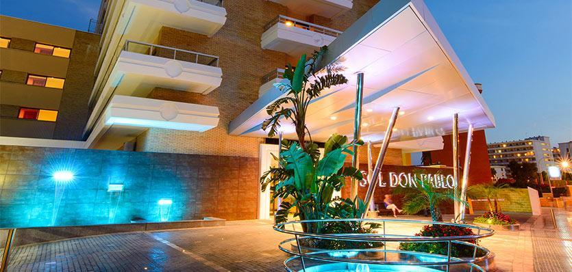 COMPLEJO HOTELES SOL ( DON PEDRO, DON PABLO Y DON MARCOS)
