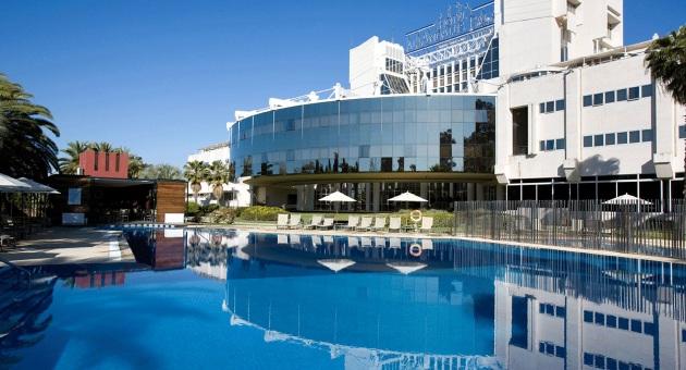 HOTEL SILKEN AL-ANDALUS