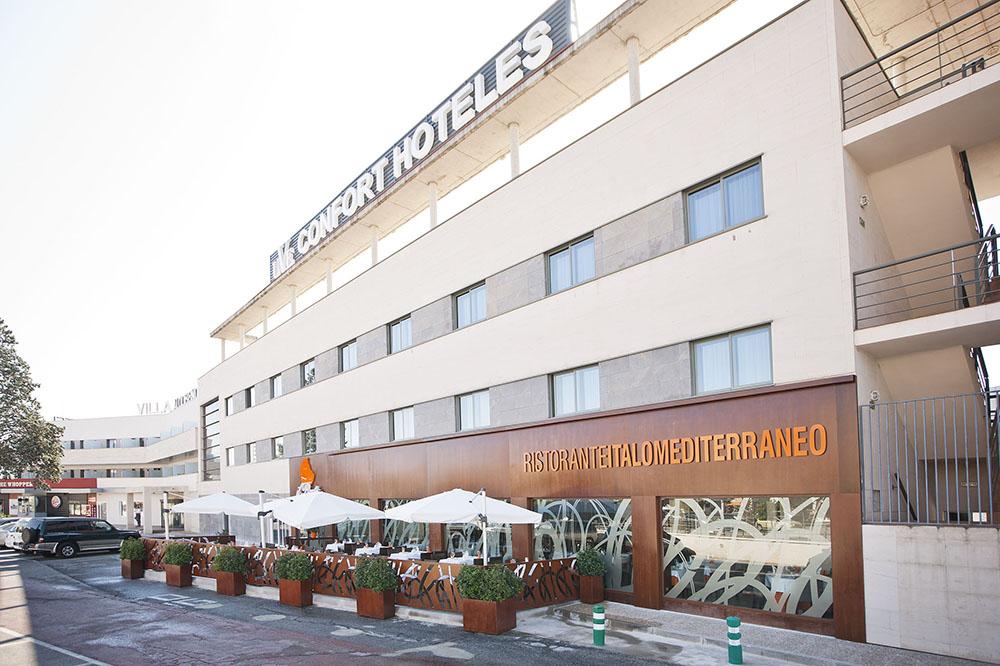 HOTEL UVE ALCOBENDAS