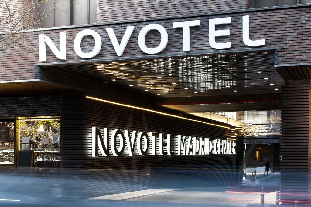 NOVOTEL MADRID CENTER - HOTEL OFICIAL