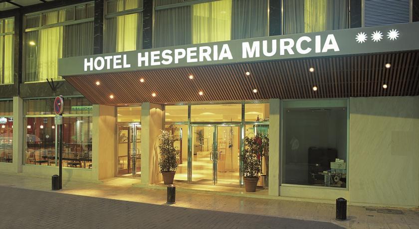 HOTEL HESPERIA MURCIA 3*