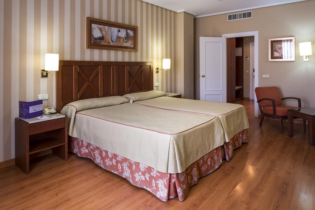 HOTEL ILUNION ALCORA